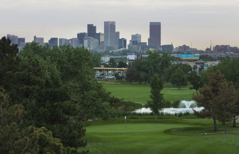 Overland Golf Course